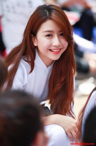 Tóc đẹp 2017 nổi bật khi đến trường của Hot Girl Việt