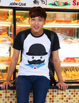 Áo thun nam hình Gangnam Style cực chất cho bạn trẻ