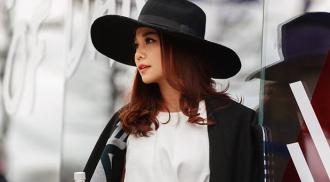 Bộ sưu tập áo khoác thu đông sành điệu của Thanh Hằng