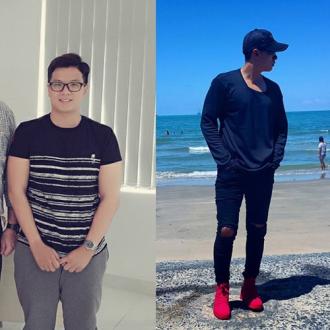 Giảm 20kg trong 5 tháng, chàng 19 tuổi gây sốt với ngoại hình hot boy