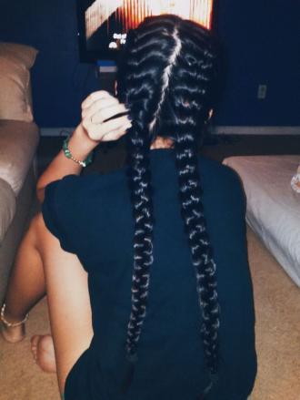 Những kiểu tóc đen đẹp nhất 2017