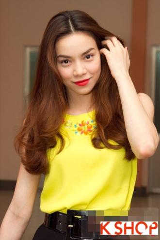 Tiết lộ 5 kiểu tóc đẹp 2017 của sao Việt