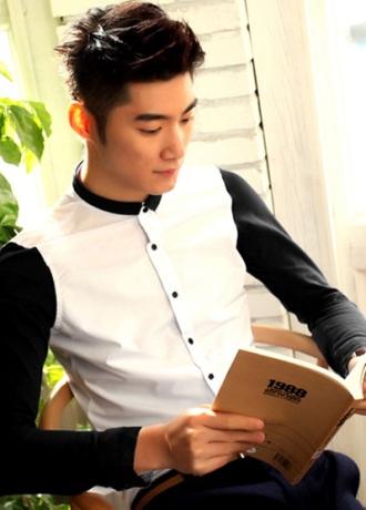 Phối áo sơ mi nam đẹp như sao Hàn cho bạn nam sành điệu