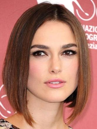 Tóc đẹp cho cô nàng có khuôn mặt vuông thêm quyến rũ