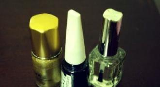 Cách vẽ nail da báo đẹp theo trào lưu hot nhất 2017 hiện nay