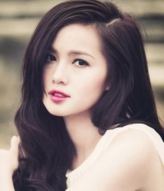 Những kiểu tóc uốn xoăn đẹp 2017 quyến rũ lôi cuốn Hot Girl Việt