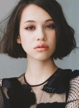 4 kiểu tóc hàn quốc đẹp 2017 cho bạn gái khuôn mặt tròn