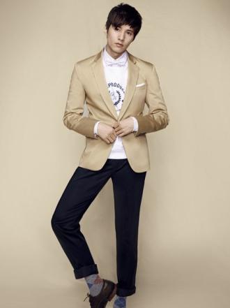 Thời trang nam công sở Hàn Quốc cho chàng bảnh bao phong cách