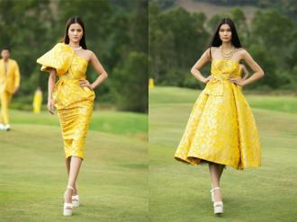 Trang sức ngọc trai khơi nguồn cảm hứng cho nhà thiết kế Việt