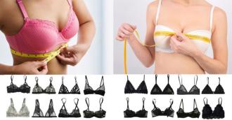 Cách chọn size áo ngực, đo size áo ngực chuẩn tại Việt Nam