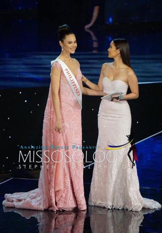 Người đẹp Philippines khóc nức nở vì trượt vương miện