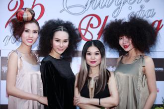 Nhà tạo mẫu tóc Minh Phương và 25 năm khắc họa