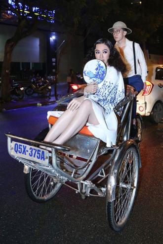 Sao Việt hiếm ai vượt mặt được Angela Phương Trinh