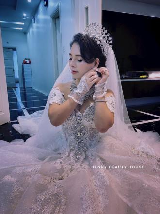 Bàn tay tạo nên vẻ đẹp của cô dâu chi 4 tỷ ở Thái Nguyên