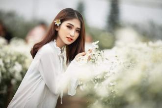 Nữ sinh Đại học Thái Nguyên khiến bao trái tim ngây ngất