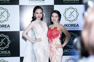 Dàn sao dự lễ ra mắt Viện thẩm mỹ J-Korea Sài Gòn