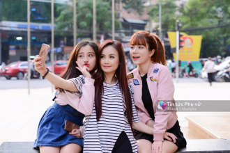 Mẹ Việt 4 lần lên xe hoa, 40 tuổi, 2 con như hot girl