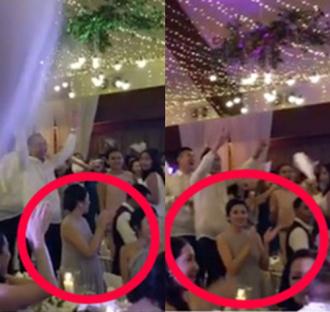 Tăng Thanh Hà dự đám cưới chị chồng tại Philippines