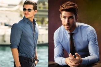 Cách chọn áo sơ mi nam cực chuẩn