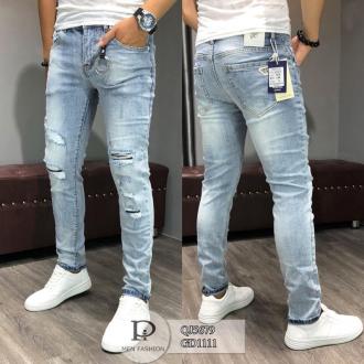 Cách chọn quần jean cho người boy gầy