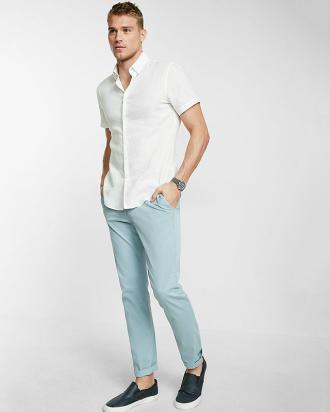 Cách phối đồ với áo sơ mi trắng nam ĐẸP và CHUẨN MEN
