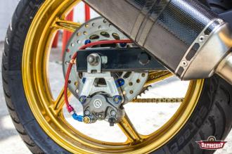 Honda CBR150 độ đầy phong cách của biker Việt hút hồn AE