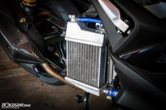 Yamaha NVX 155 độ dàn chân siêu đỉnh hút hồn AE