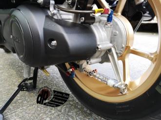 NVX 155 độ khối vũ khí hạng nặng