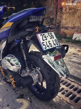 NVX 155cc cơn lốc xanh biển đến từ phố cổ Hà Nội thân yêu