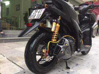 Yamaha NVX 155cc đẳng cấp đứng đầu xu hướng cá tính
