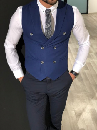 Mách bạn một số lưu ý khi chọn mặc áo Ghi lê phong cách