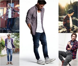 Top 5 cách phối áo sơ mi nam phong cách