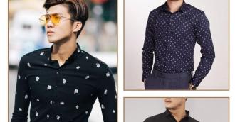 Bí quyết chọn áo sơ mi nam cá tính