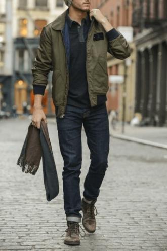 Bí quyết phối quần jeans nam đẹp mạnh mẽ