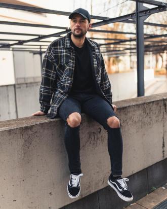 Đậm chất streetwear với 5 cách phối đồ đơn giản mà độc đáo