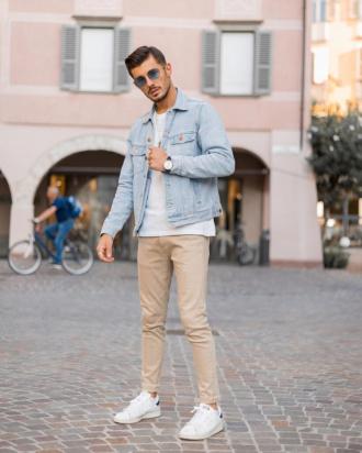 Sự đa-zi-năng của denim jacket và 5 cách phối đồ giúp bạn nổi bật