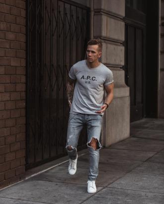 6 tips mix&match; giúp chàng lên đồ dạo phố cá tính
