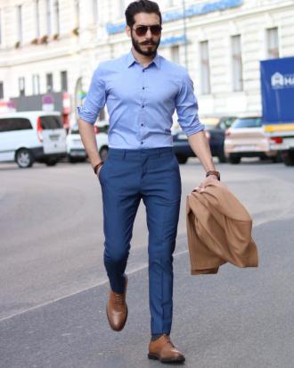 Không cần suit mà vẫn cực bảnh với 7 cách phối đồ tự tin