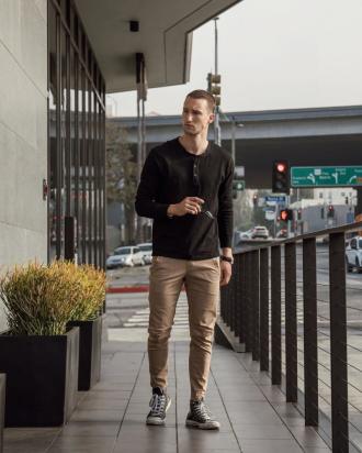 Tết này nổi bật bần trên phố với 8 gợi ý phối đồ nam cá tính