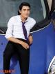 Tóc nam ngôi lệch mượt mà như Park Hyung Sik