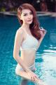 """""""Bỏng mắt"""" ngắm ảnh bikini của Giải đồng Siêu mẫu 2015"""