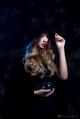 Linh Kul hóa thân nữ phù thủy xinh đẹp