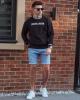 Năng động trẻ trung với 7 cách phối quần short jeans cực cá tính