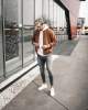 4 gợi ý phối quần skinny jeans đậm chất streetwear cho anh chàng tự tin